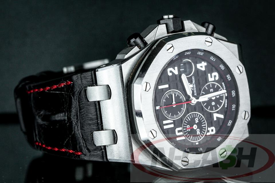 Audemars piguet royal oak offshore vampire n cash for Royal oak offshore vampire